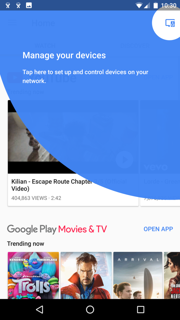 Google Home Manage Your Devices